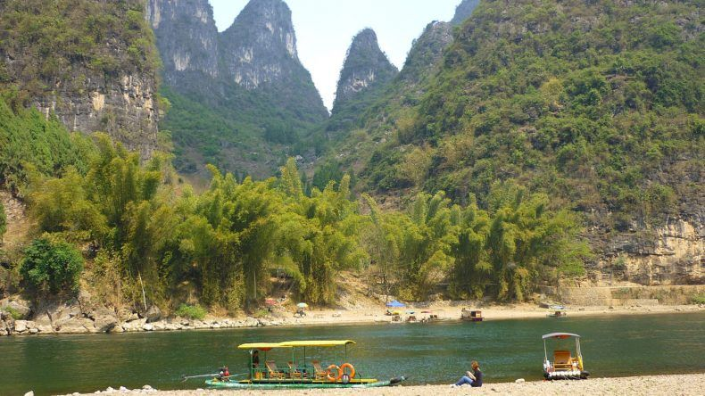 Außergewöhnliches Reiseziel: Yangshou
