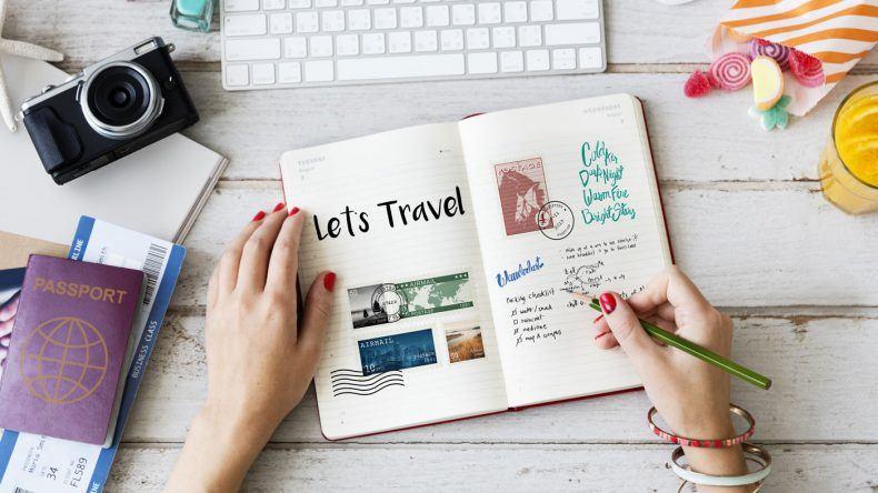 Let's Travel Inspiration