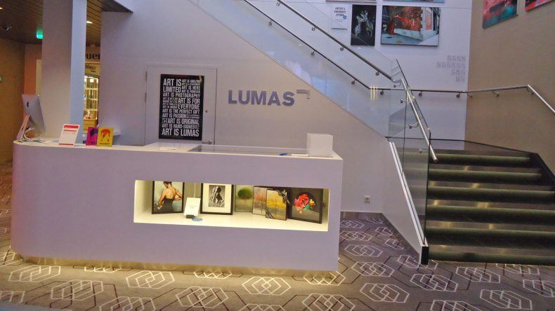 LUMAS Bar Mein Schiff 6