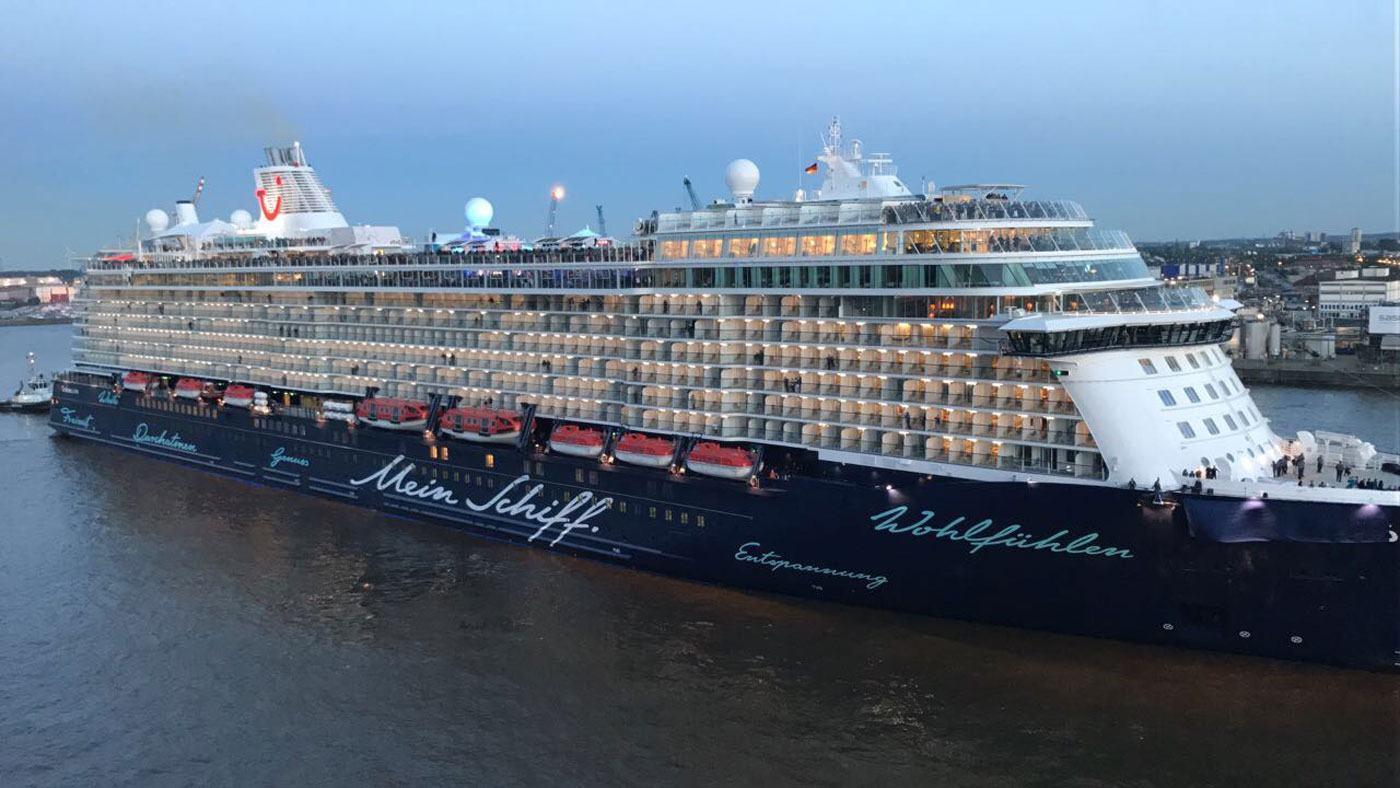 Neuigkeiten bei TUI Cruises: Das ist die Mein Schiff 6