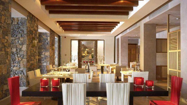 Restaurant Daios Cove Luxury Resort & Villas