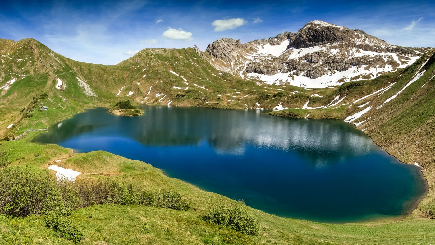 Außergewöhnliches Reiseziel: Schrecksee in Bayern