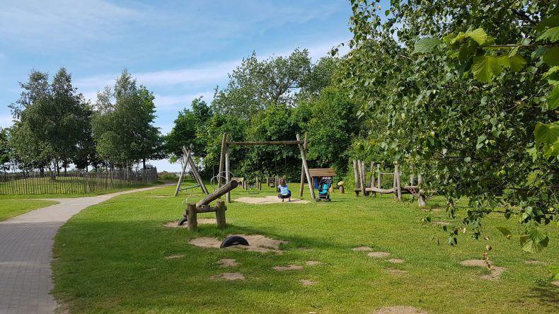 Spielplatz Dorfhotel Fleesensee