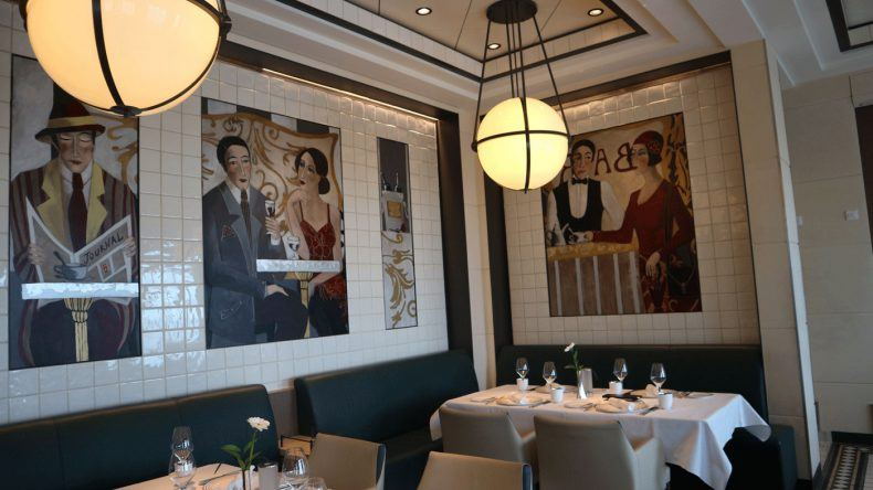 Im Tarragon dominiert die französische Küche