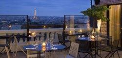 Terrass Hotel in Paris