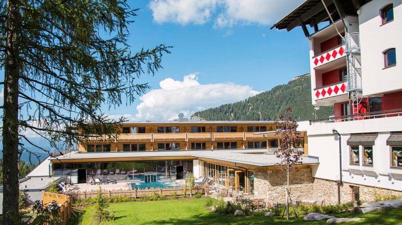 Das Fußballcamp ist ebenso buchbar im TUI best FAMILY Falkensteiner Hotel Sonnenalpe