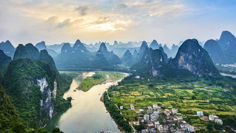 Ein Traum: Yangshuo