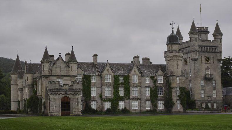 Schloss der Britischen Königsfamilie