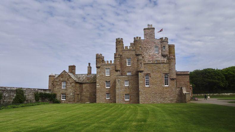 Schloss der Queen Mum