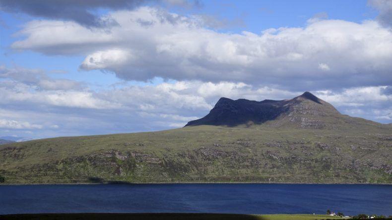 Küste in Schottland