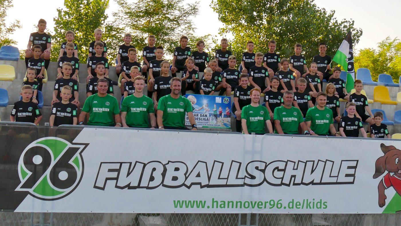 Kick it like Hannover 96 – Live dabei beim Fußballcamp in Kroatien