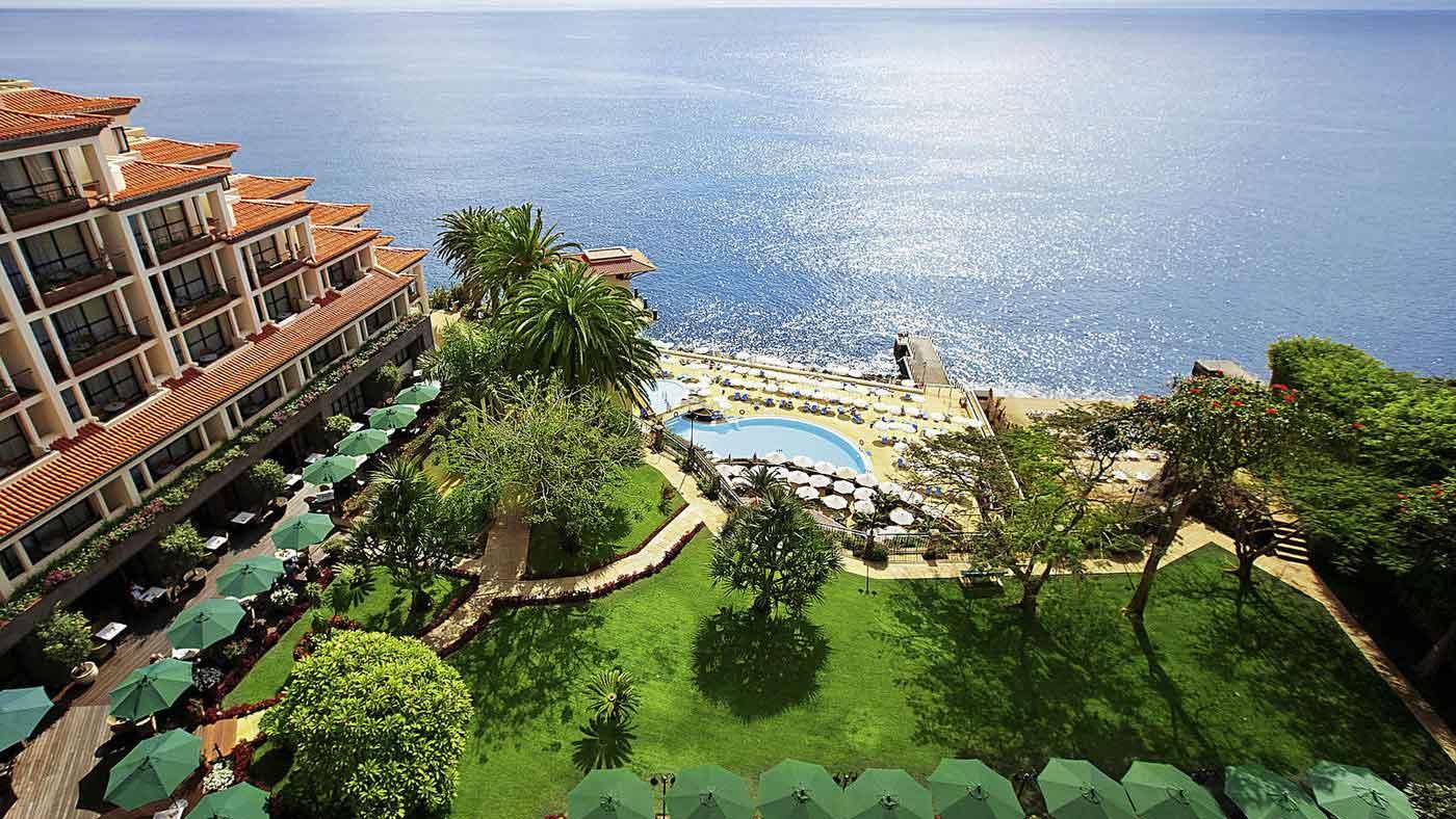 Die Blumeninsel Die Top 10 Besten Madeira Hotels Tui Com Blog