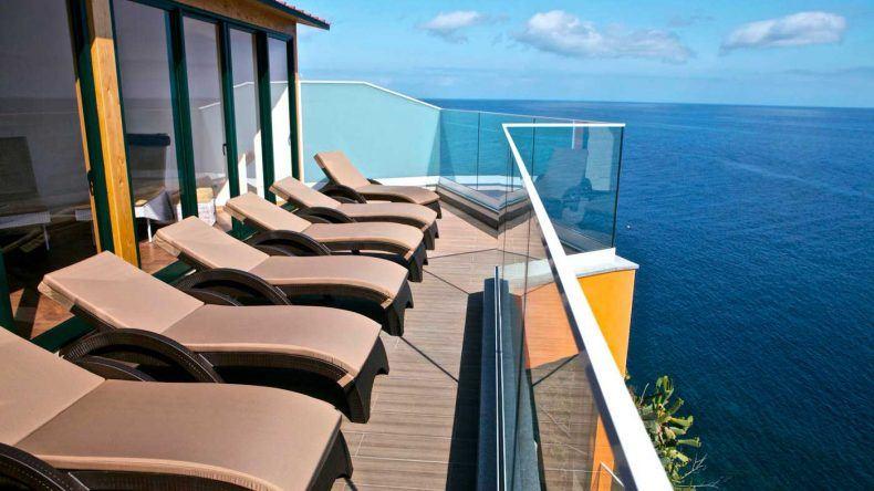 Galo Resort Hotel Alpino Atlantico in Santa Cruz auf Madeira
