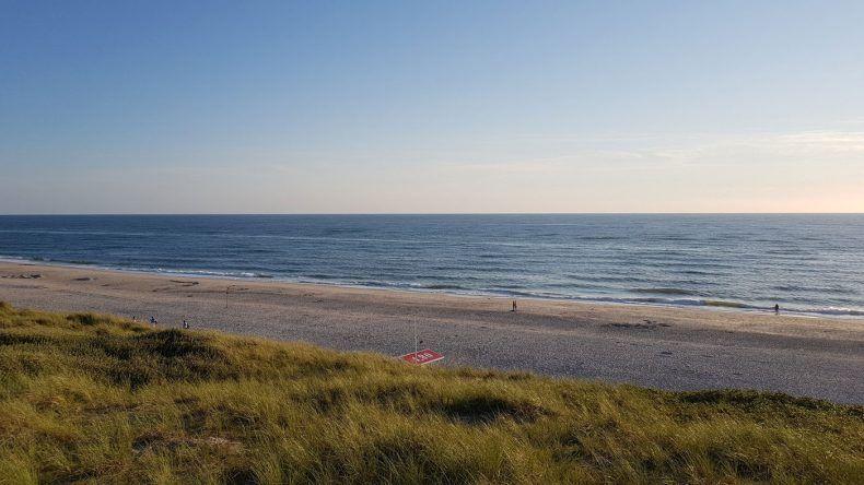 Strand bei der Strandoase