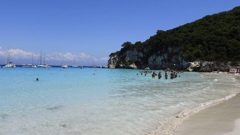 Griechenland, Antipaxos