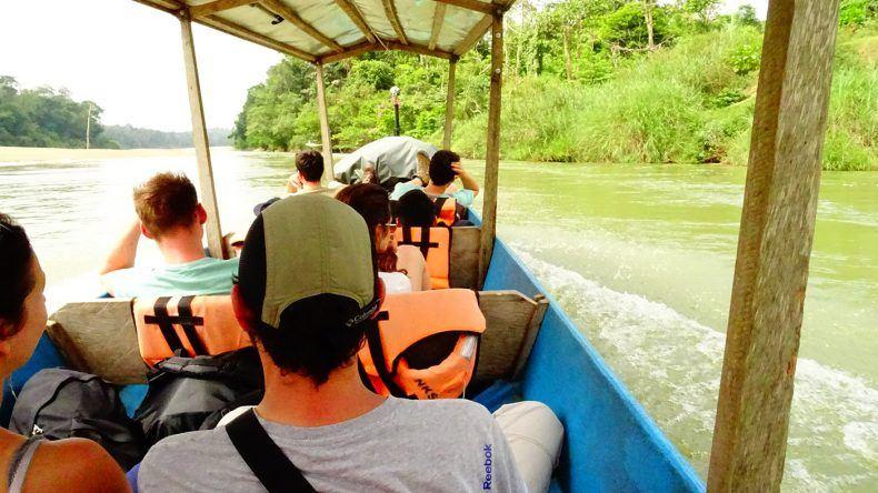 River Boot Taman Negara