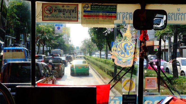 Rush Hour in Bangkok