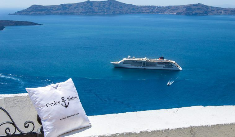 Unser Cruising-Pillow ist immer mit dabei!