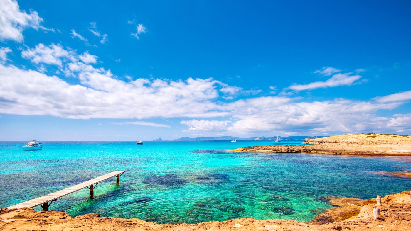 Playa de Ses Illetes TIPP ► Nur 13 Autominuten entfernt vom Hotel Rocabella mit 100 % Weiterempfehlung