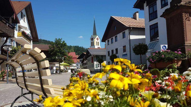 Oberstaufen im Oberallgäu