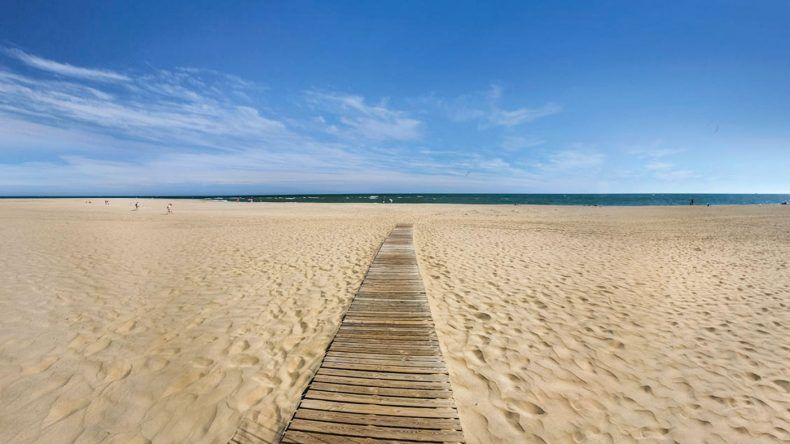 Andalusien Strände: Playa Isla Canela