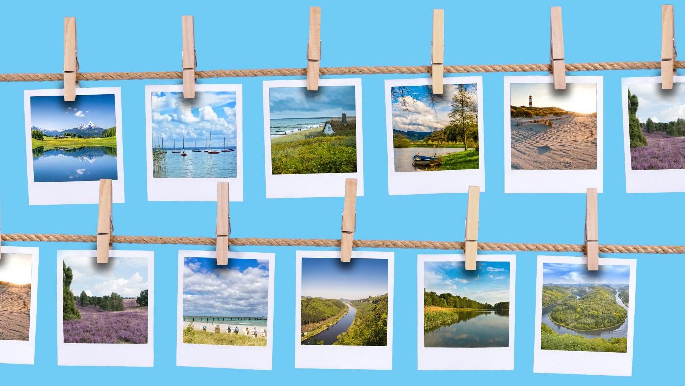 Liebesbriefe an die Heimat: Das TUI Deutschland Puzzle