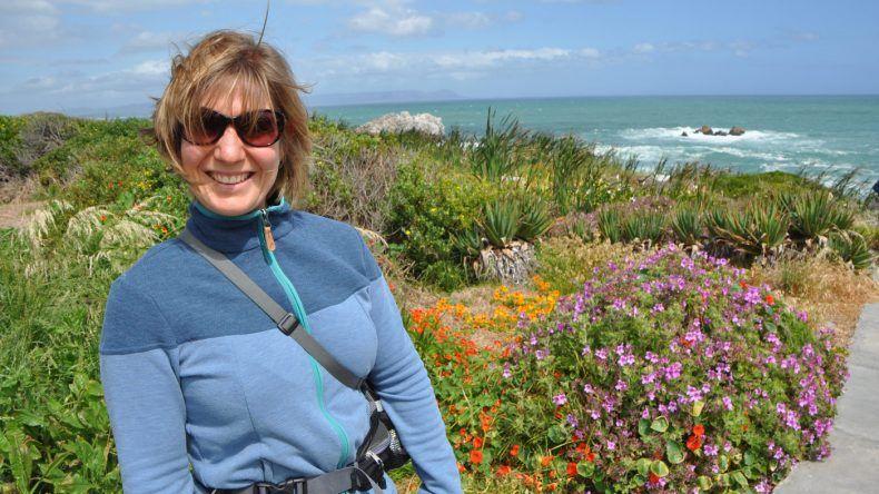 TUI Mitarbeiterin Caro unterwegs in Südafrika