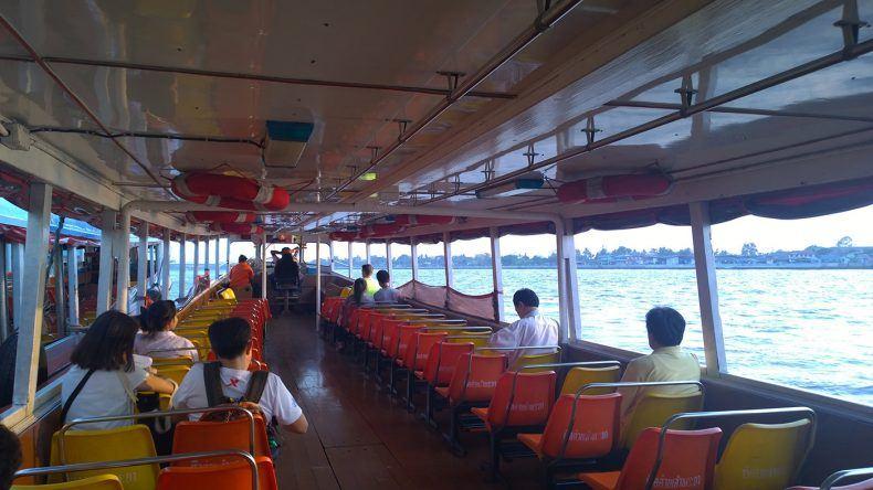 River Boot in Bangkok
