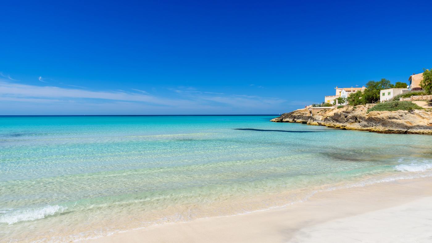 Es Trenc Strand TIPP ► Nur 800 m entfernt vom Hotel Blau Colonia Sant Jordi Resort & Spa
