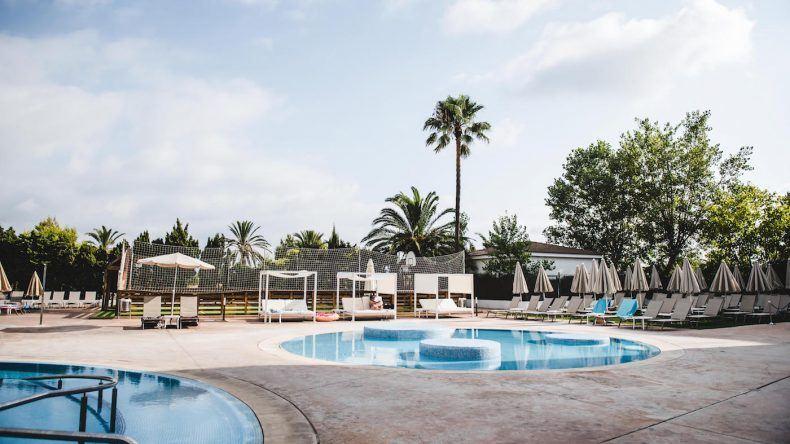 Hotelpool AluaSoul Alcudia Bay