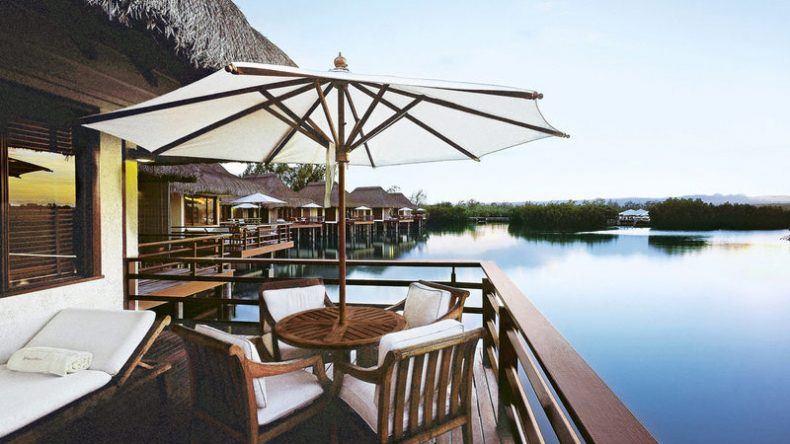 Die Junior Suite im Resort Constance Prince Maurice auf Mauritius