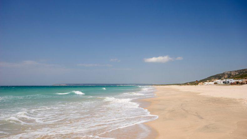 Playa la Barrosa