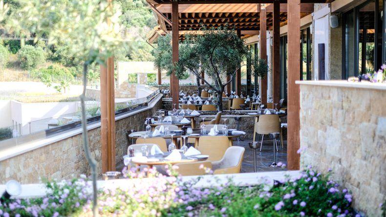 Portofino - Das italienische Restaurant im Luxusresort