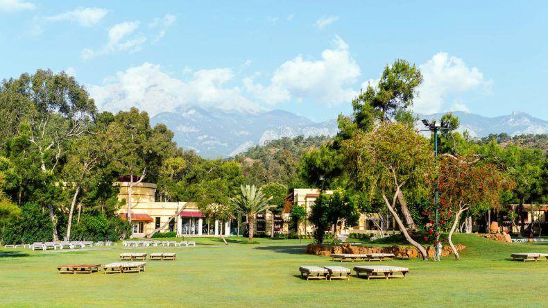 ROBINSON Club Camyuva in der Türkei gilt als Top Hotel für Alleinreisende