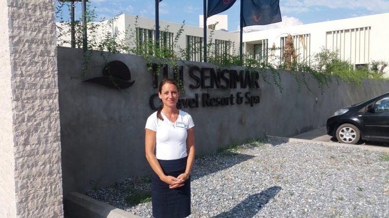 Herzlich Willkommen im TUI SENSIMAR Caravel Resort & Spa! Concept & Guest Relations Managerin Sabrina zeigt euch das neue Hotel