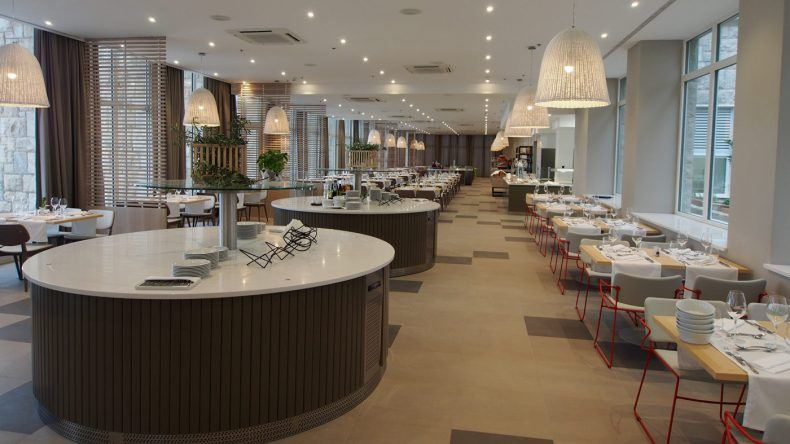 Restaurant im TUI BLUE Jadran