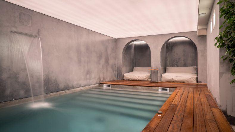 Wellness Bereich im neu eröffneten TUI SENSIMAR Caravel Resort & Spa