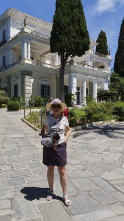 Achilleion, Korfu