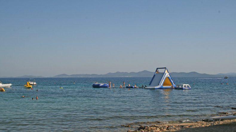 Wassersportmöglichkeiten vor Ort