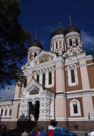 Das Wahrzeichen von Tallinn
