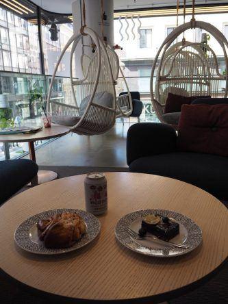 Gebäck und Kuchen in Helsinki