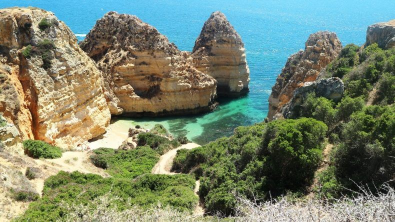 Flughafen Algarve Karte.Ab Nach Portugal Meine Top 5 Interessanten Orte Der Algarve Tui