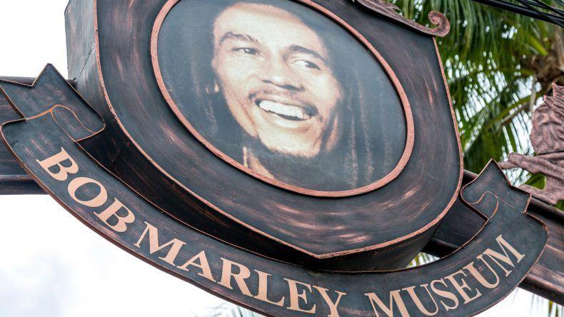 Im Bob Marley Museum erfahrt ihr vieles über sein Leben und seine Musik
