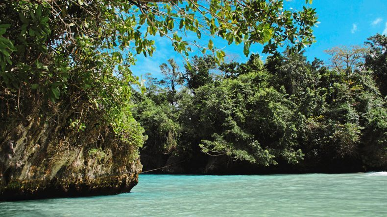Frenchman's Cove auf Jamaika (Copyright: Jamaica Tourist Board)