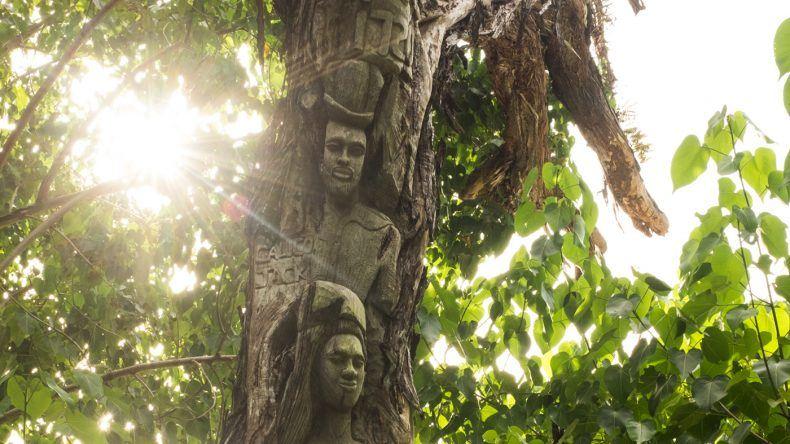 Half Moon Beach: Jamaikanische Kunst