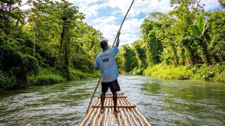 Einen Ausflug wert: Martha Bae Rafting