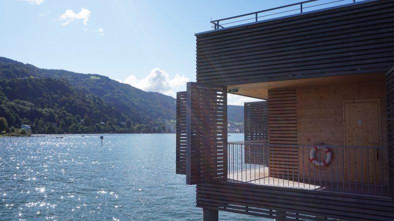 Badehaus des SENTIDO Seehotel am Kaiserstrand