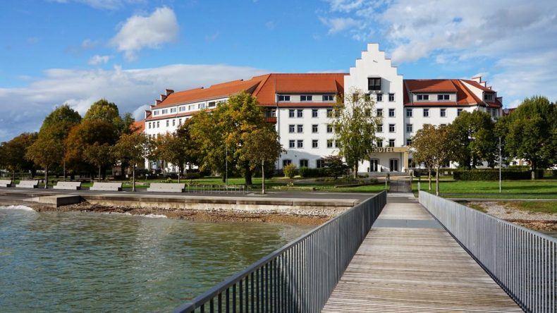 SENTIDO Seehotel am Kaiserstrand am Bodensee