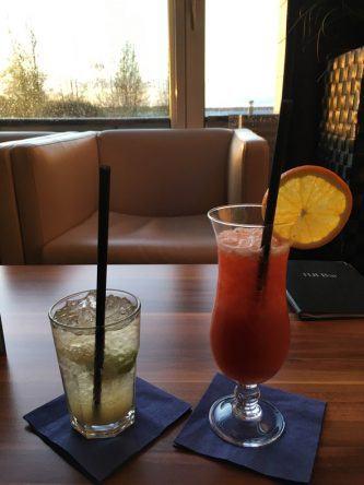 Sehr leckere Cocktails in der TUI Bar