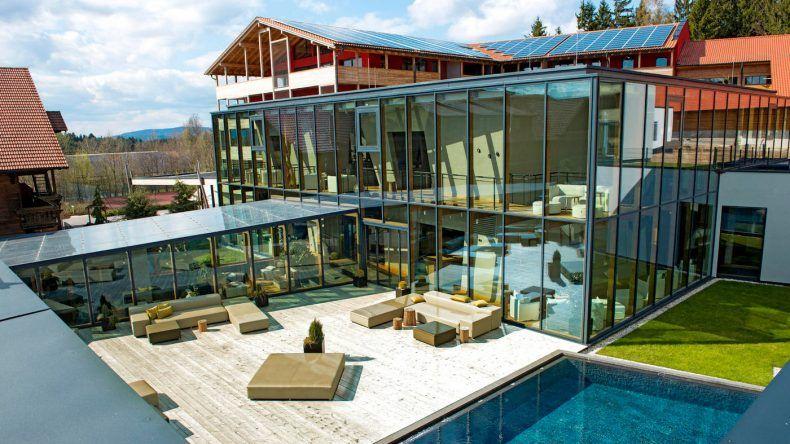 Das Baby und Kinder Bio-Resort Ulrichshof